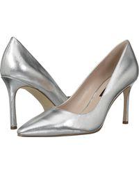 Nine West - Emmala Pump (black Leather) Women's Shoes - Lyst