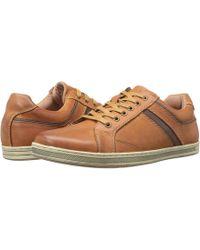 Propet - Lucas (brown) Men's Lace Up Casual Shoes - Lyst