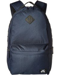 Lyst - Nike Sb Icon Backpack (red Crush black white) Backpack Bags ... 9d09c6d3d5f09