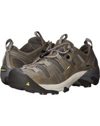 Keen Utility - Atlanta Cool (black/dark Shadow) Men's Industrial Shoes - Lyst