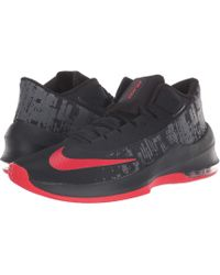 79b359d0ede Nike - Air Max Infuriate 2 Mid (black university Red anthracite) Men s