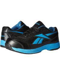 Reebok - Ketee (black/blue) Men's Work Boots - Lyst
