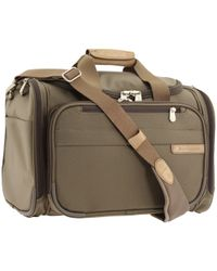 Briggs & Riley - Baseline - Cabin Duffle (olive) Carry On Luggage - Lyst