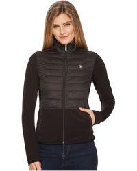 Ariat - Capistrano Jacket (black) Women's Coat - Lyst