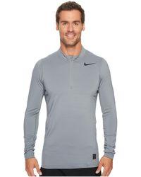 Nike | Pro Warm 1/4-zip Top | Lyst
