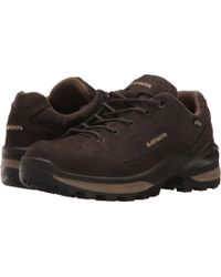Lowa - Renegade Gtx Lo (graphite/jade) Women's Shoes - Lyst