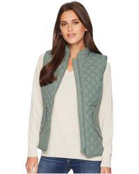 Joules - Minx Quilted Vest (laurel) Women's Vest - Lyst