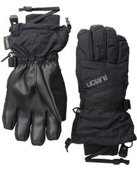 Burton - Wms Gore-tex(r) Glove (bog Heather) Snowboard Gloves - Lyst