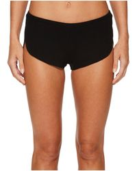 Only Hearts - Feather Weight Rib Gym Shorts (black) Women's Pajama - Lyst