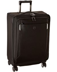 "Victorinox - Werks Traveler 5.0 - Wt 24"" Dual Caster Expandable 8-wheel Upright - Lyst"