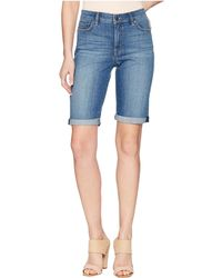 Lauren by Ralph Lauren - Superstretch Denim Shorts (coastal Indigo Wash) Women's Shorts - Lyst