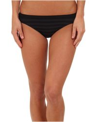 Jockey - Comfies(r) Matte Shine Bikini (white) Women's Underwear - Lyst
