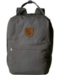 9b146f76994 Fjallraven - Greenland Zip Large (super Grey) Backpack Bags - Lyst