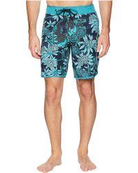 Quiksilver - Highline Silent Fury 19 Boardshorts (birch) Men's Swimwear - Lyst