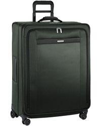 Briggs & Riley - Transcend Vx Medium Expandable Spinner (merlot Red) Luggage - Lyst