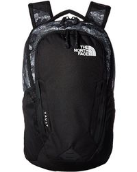 The North Face - Vault (botanical Garden Green/tnf Black) Backpack Bags - Lyst