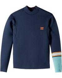 Billabong 202 Revo Dbah Long Sleeve Jacket - Metallic