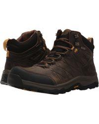 047fdadaf8be Lyst - Vasque Eriksson Gtx (coffee Bean primrose Yellow) Men s Shoes ...