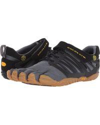 Vibram Fivefingers - V-train Gold's Gym (black/grey/honey) Men's Shoes - Lyst