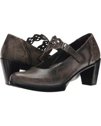 Naot - Amato (vintage Gray Leather) Women's Shoes - Lyst