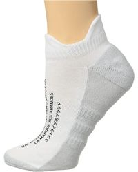 adidas Originals - Originals Nmd Ii Single No Show Sock (white/white/clear Onix Marl/black) Men's No Show Socks Shoes - Lyst