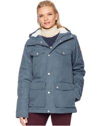 Fjallraven - Greenland Winter Jacket (dusk) Women's Coat - Lyst