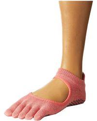 ToeSox - Bellarina Full Toe W/ Grip - Lyst