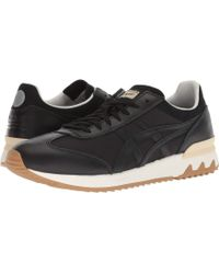 Asics - California 78 Ex (black/black) Athletic Shoes - Lyst