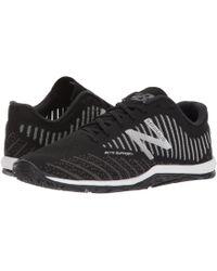 New Balance - Minimus 20v7 Trainer (black/white) Men's Cross Training Shoes - Lyst