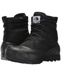 The North Face - Tsumoru (tnf Black/dark Shadow Grey) Men's Shoes - Lyst