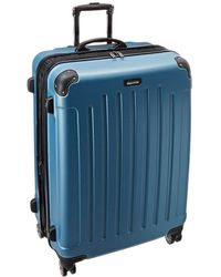 Kenneth Cole Reaction - Renegade Unlawfull Entry 28 Upright Pullman (ocean Blue) Pullman Luggage - Lyst