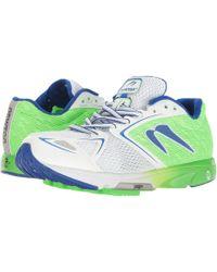 Newton Running - Distance Vi (mint/navy) Women's Shoes - Lyst