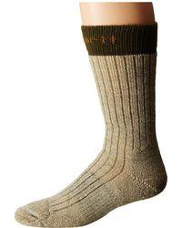 Carhartt   Steel Toe Arctic Wool Boot Sock   Lyst