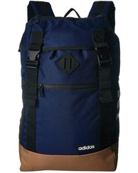 da25a3d993 Lyst - adidas Midvale Backpack (core Blue black) Backpack Bags in ...