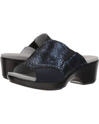 Alegria - Ryli (tile Me More Dusk) Women's Slide Shoes - Lyst