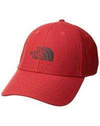 2068027a8ac Lyst - The North Face 66 Classic Hat in Brown for Men