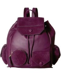 Liebeskind - Backpack M - Capoes (plum) Backpack Bags - Lyst