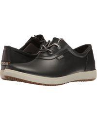 f0402253fce015 Bogs - Quinn Shoe (black) Women s Shoes - Lyst