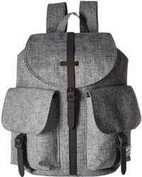 Herschel Supply Co. - Dawson (raven Crosshatch/black Rubber) Bags - Lyst