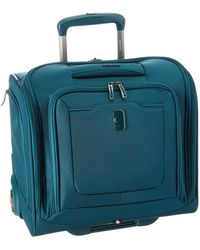 Delsey - Hyperglide 2-wheel Under-seater (black) Luggage - Lyst
