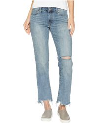 Lucky Brand - Sweet Mid-rise Straight Jeans In Airview (airview) Women's Jeans - Lyst