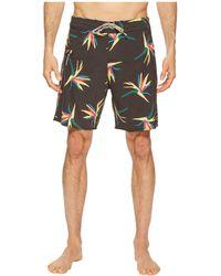 Captain Fin - Jungle Jam Boardshorts (red) Men's Swimwear - Lyst