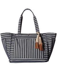 Lucky Brand - Tyna Tote (navy) Tote Handbags - Lyst