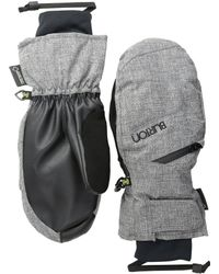 Burton - Gore Under Mitt (bog Heather) Over-mits Gloves - Lyst