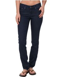 Prana - Kara Jean (crushed Cran) Women's Jeans - Lyst