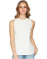 Carve Designs - Yukon Tank Top (white) Women's Sleeveless - Lyst