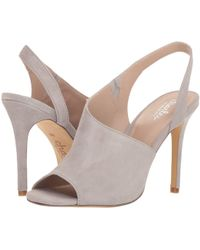 Charles David - Riot Pump (light Grey Suede) Women's Shoes - Lyst
