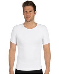 Spanx - Zoned Performance Crew Neck - Lyst