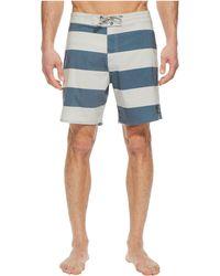 Captain Fin - El Bull Boardshorts (blue) Men's Swimwear - Lyst