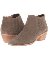 Joie - Barlow (charcoal) Women's Pull-on Boots - Lyst